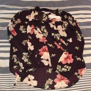 NWT cupcakes and cashmere blouse